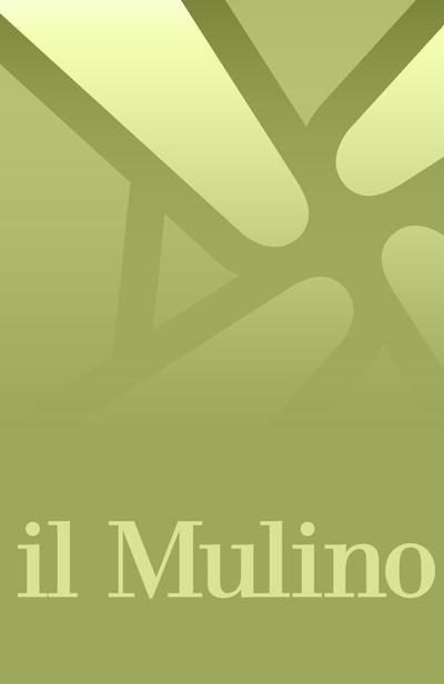 Cover Storia dell'amministrazione italiana. 1861-1993