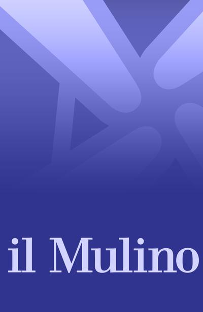 Cover Politica in Italia. I fatti dell'anno e le interpretazioni. Edizione 2000