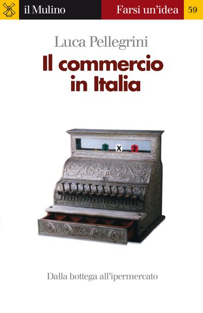 Cover Il commercio in italia