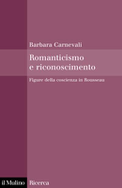 Cover Romanticismo e riconoscimento