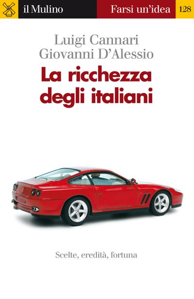 Cover La ricchezza degli italiani