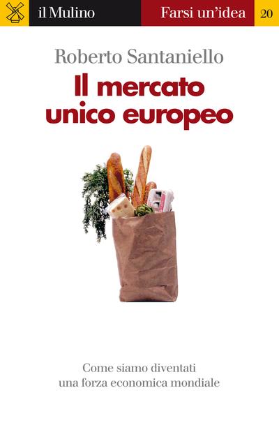 Copertina The European Single Market