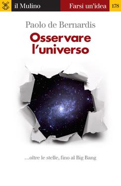 copertina Osservare l'universo