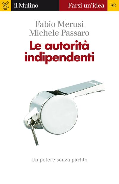 Cover Le autorità indipendenti