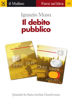 copertina Il debito pubblico