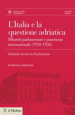 copertina L'Italia e la questione adriatica