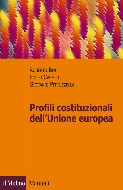 Cover Profili costituzionali dell'Unione europea