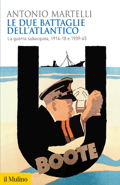 copertina Battles under  the Atlantic