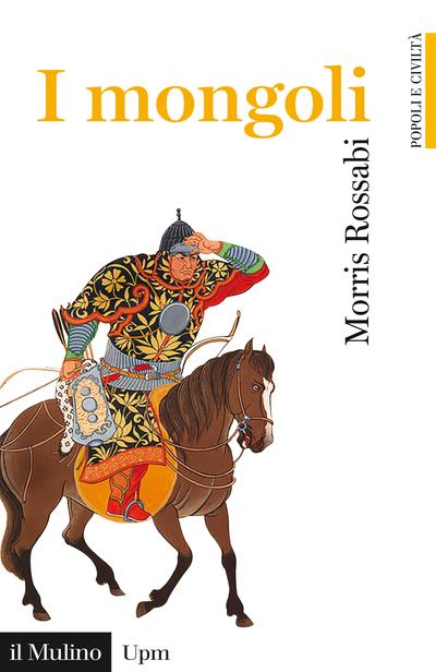Cover I mongoli