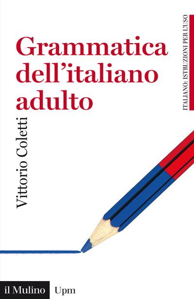 Cover Grammatica dell'italiano adulto