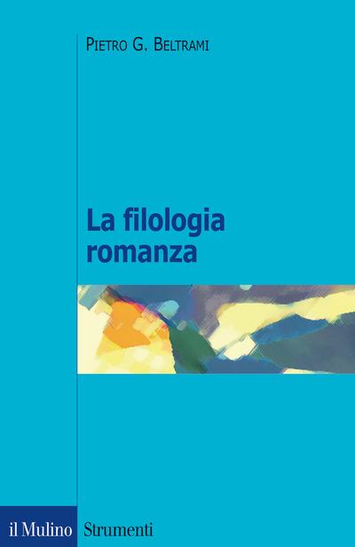 Cover La filologia romanza
