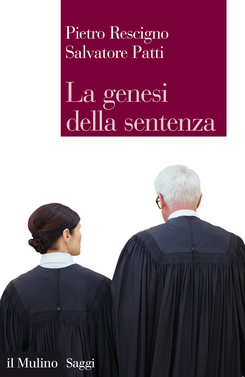 copertina La genesi della sentenza