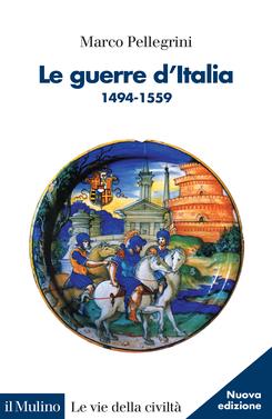 copertina Le guerre d'Italia