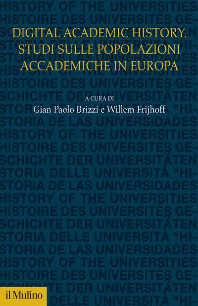Cover Digital academic history