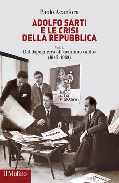 copertina Adolfo Sarti e le crisi della Repubblica