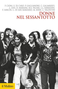 copertina Donne nel Sessantotto