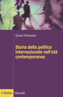 copertina Storia della politica internazionale nell'età contemporanea