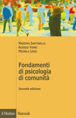 copertina Fondamenti di psicologia di comunità