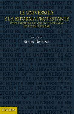 copertina L'università e la Riforma protestante