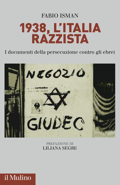 Cover 1938, L'Italia razzista