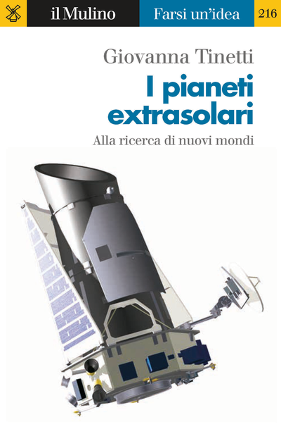 Cover I pianeti extrasolari