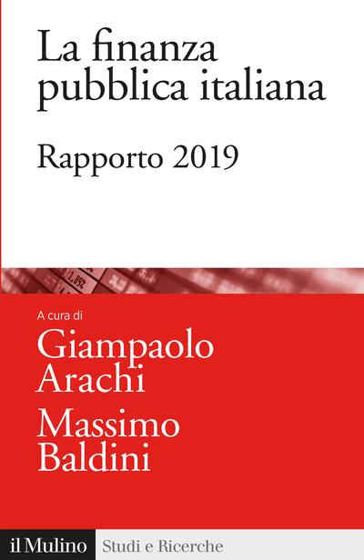 Cover La finanza pubblica italiana