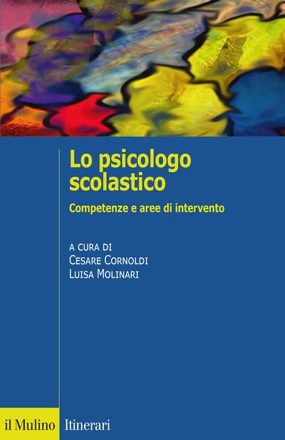 Cover Lo psicologo scolastico