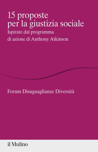Copertina 15 proposte per la giustizia sociale