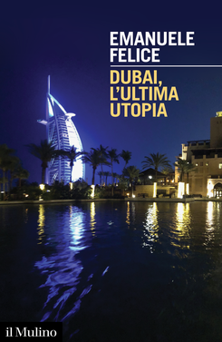 copertina Dubai: The Last Utopia
