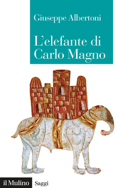 copertina L'elefante di Carlo Magno